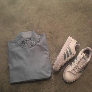 Woman's adidas windbreaker Jacket